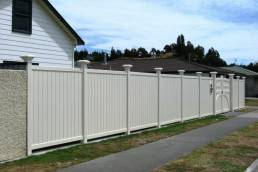New Look Landscapes Fence