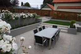 New Look Landscapes Outdoor Entertainment Area